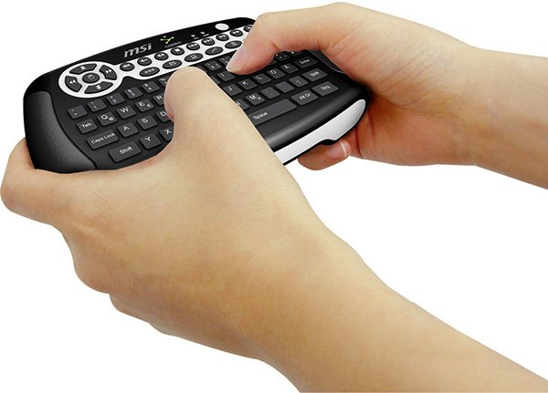 msi cideko wireless keyboard air mouse 2
