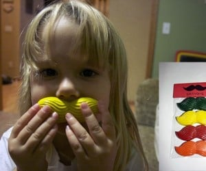 Do You Want the Mustache Crayon on or Off? (Too Bad.)