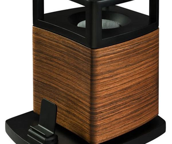 My Pet Speaker: a Speaker for Pets, Not, Unfortunately, a Pet Speaker