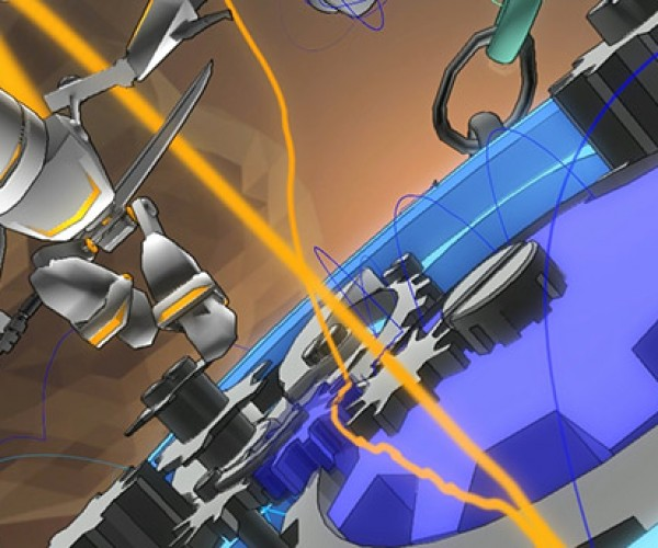 Plain Sight: for These Ninja Robots, Death is an Investment