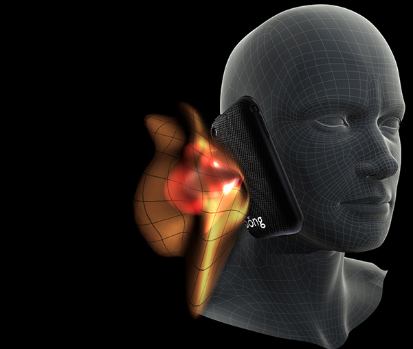 pong anti-radiation cellphone case 2