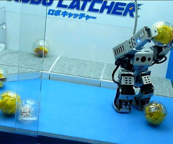 Robo Catcher is Way Cooler Than the Old Arcade Claw Game