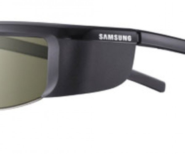 Active 3d Glasses for Samsung 3d LED Tvs Are Expensive and Ugly