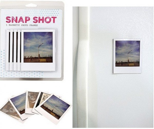 Snap Shot: Frame It Like a Polaroid Picture