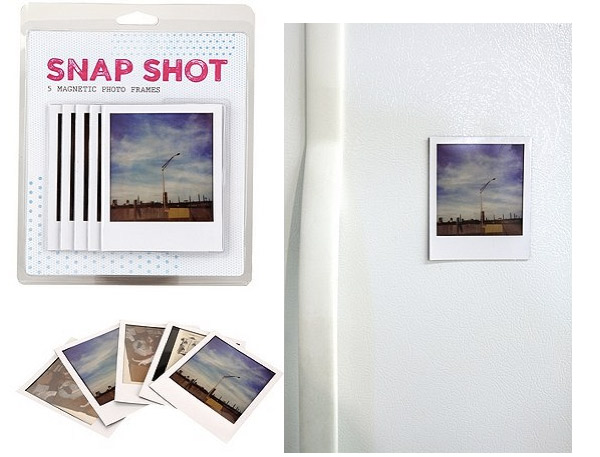 snap shot picture frame