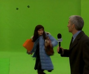 Green Screens: Not Just for Sci-Fi or Fantasy Movies Anymore