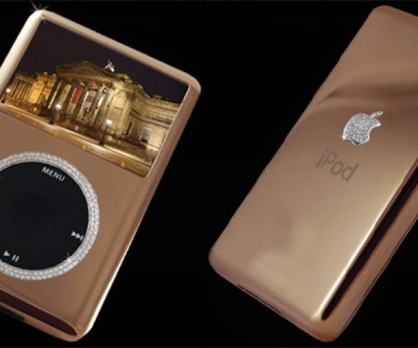 Stuart Hughes iPod Supreme Rose Gold Edition: £59,995 and It'S Not Even an iPod Touch
