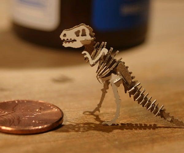 Tinysaur: Dinosaurs Get Really, Really Small