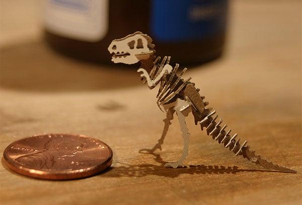 Tinysaur: Dinosaurs Get Really, Really Small - Technabob
