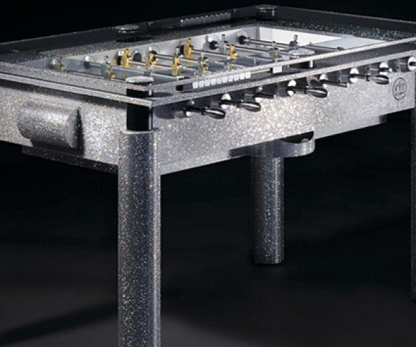 vip kicker premium edition foosball table 8