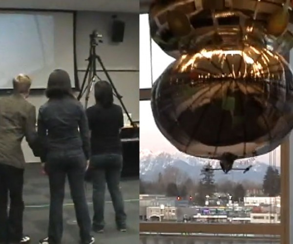 Weblimp Crowd-Controlled Remote Airship: Oh the Humanity!