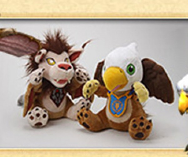 Warcraft Invades Our World With Wow Plush Pets