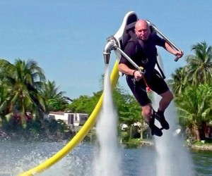 Jetlev Jetski Jetpack Ready for Purchase (if You'Re Rich)