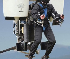 Martin Aircraft Presents Their Real Jetpack!