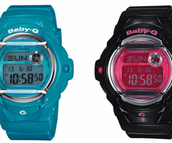 Casio Vivid Baby-G Watches Bring Spring Home With a Splash of Color