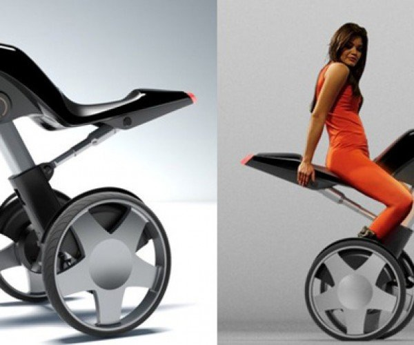 Taurus Balance Vehicle: Segway or Sexway?