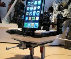Star Wars + LEGO + iPhone: Could It Get Any Better?