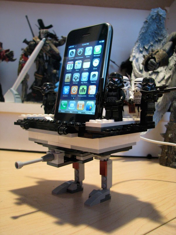 star wars lego iphone dock chris harrison
