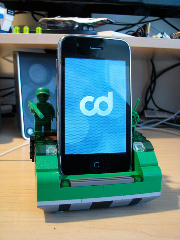star wars iphone dock lego chris harrison
