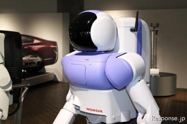 honda asimo robot japan 4gen