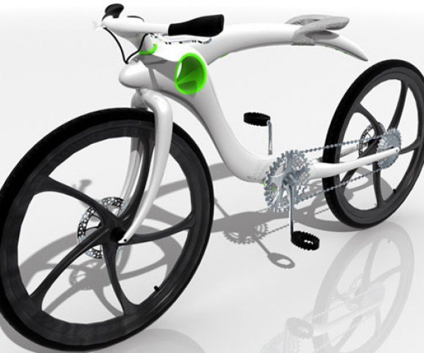 10 to 15 Bike Concept Ensures You Will have Grandkids Someday