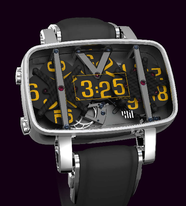 4n Watch is the Coolest Ever and Very Limited Edition