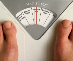 Diet Scale: Eat What You Weigh