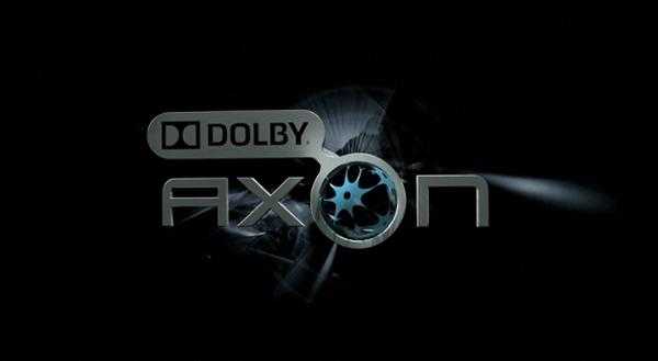 Dolby Axon logo