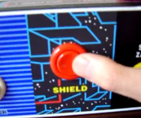Arcade Button Box Does Away With Pesky Screens and Joysticks