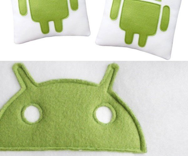 Android Pillows Support Multitouch Fluffing