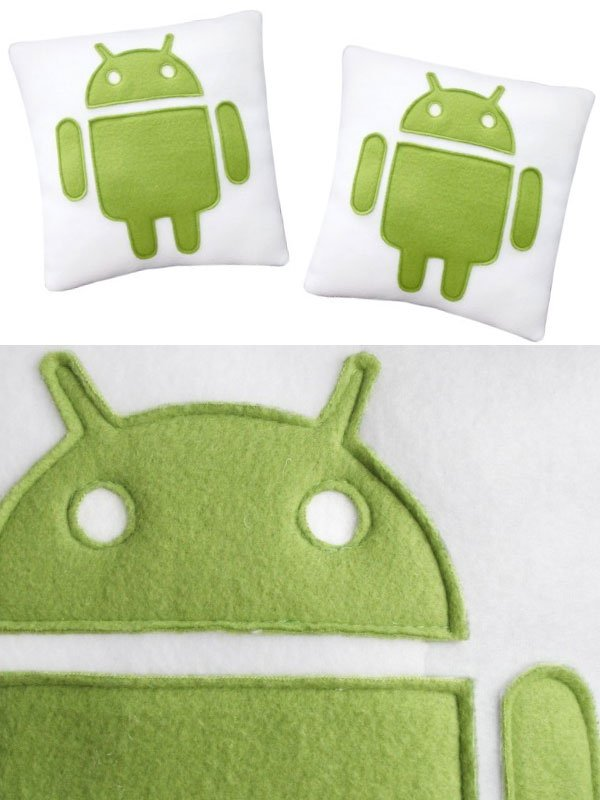 android pillows