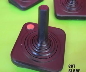 Atari 2600 Joystick Soap: Tub Games