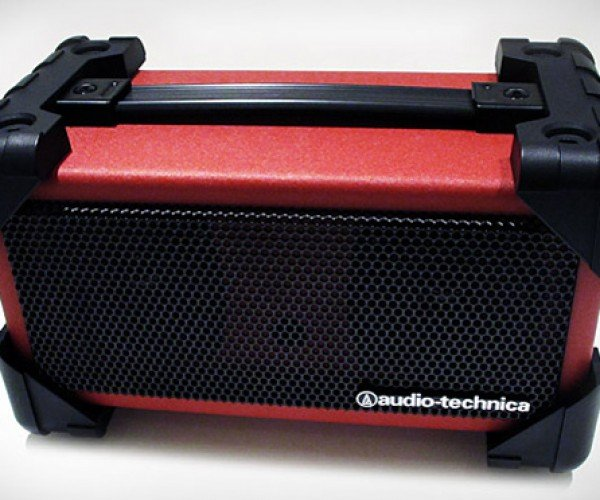 Audio-Technica Boogiebox: Because 'Boombox' was Already Taken
