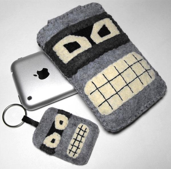 bender_robot_iphone_case