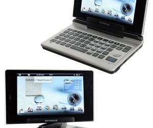 Bphone Flipscreen Smartphone Runs Linux, Java