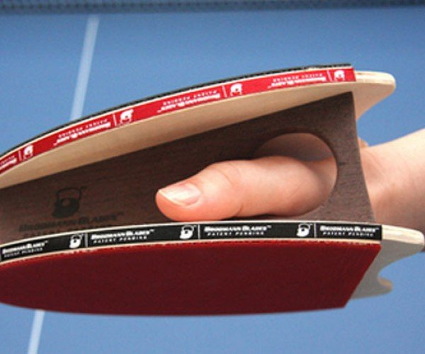 Brodmann Blades: Like Playing Ping Pong With Mittens