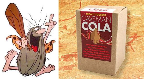caveman cola