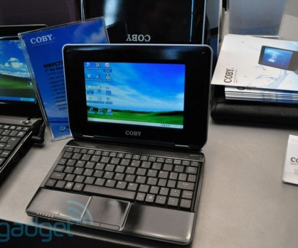 Coby Offers Up $85 Smartbook Perfect for Kids and Cheapskates