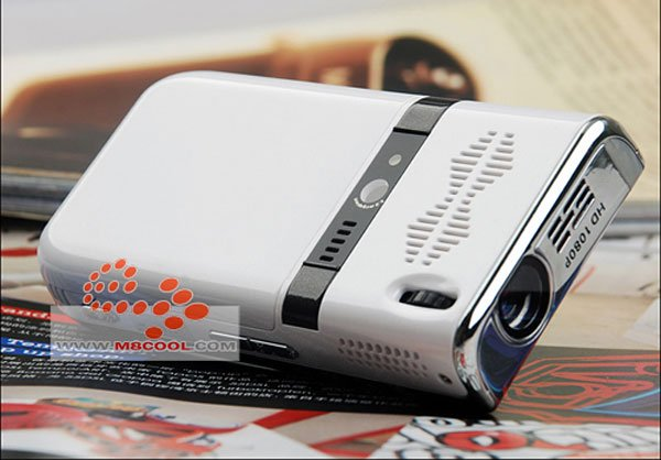 cool gtw18 mobile phone projector 2