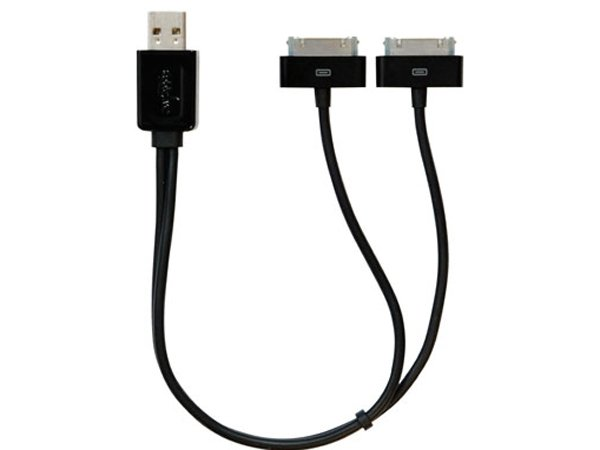 dualink ipod iphone usb cable 2