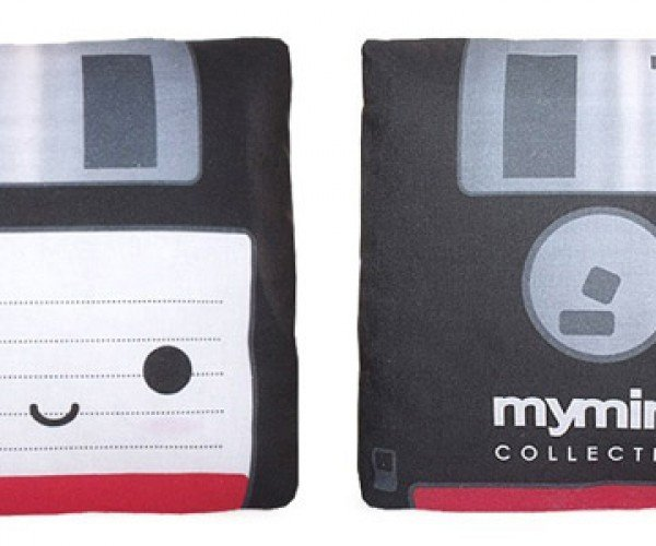 Save Your Dreams in the Floppy Disk Pillow