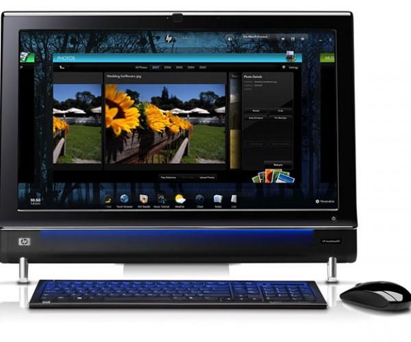 Contest: Win an Hp Touchsmart 600 Desktop Pc