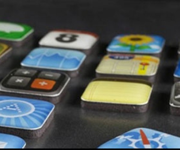 IPhone Icon Magnets Are Perfect for the Geek Fridge