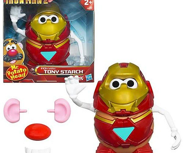 Iron Man Mr. Potato Head, Aka Tony Starch