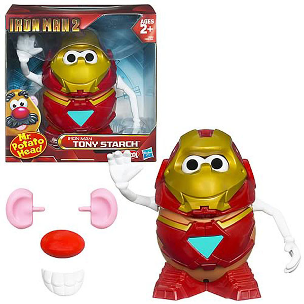 iron man 2 mr potato head tony starch