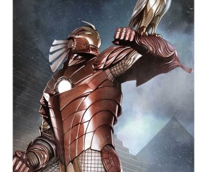 Iron Man by Design: Judge These Books by Their Covers