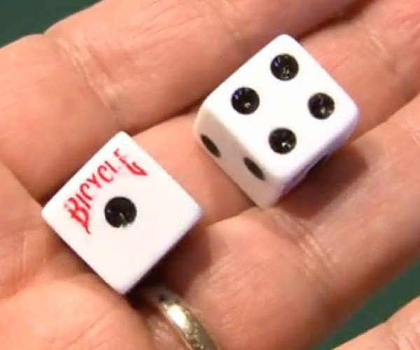 How to Make Your Own Trick Dice