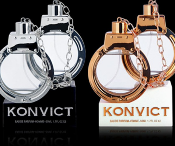 Rapper Akon Drops New Perfume Called Konvict (Yes I Am Serious)