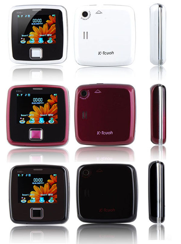 ktouch x90 plus mobile phone
