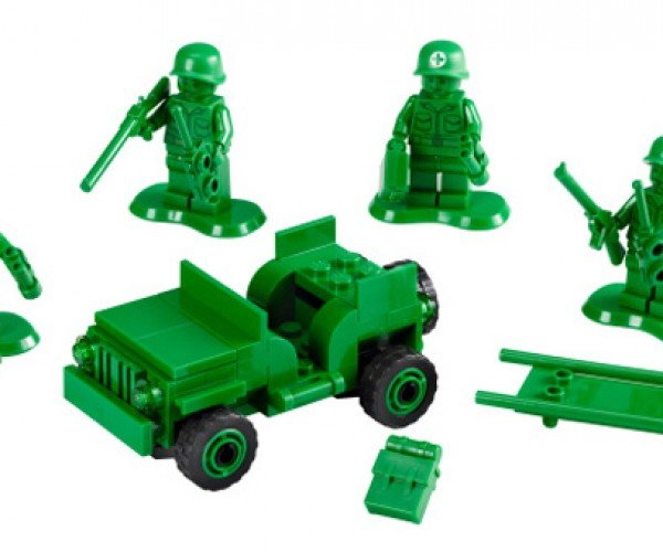 LEGO Toy Story Bucket O' Soldiers: Armynifigs